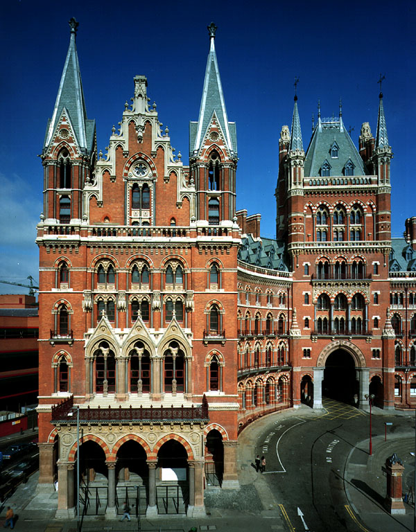Click To Enlarge Gothic Revival