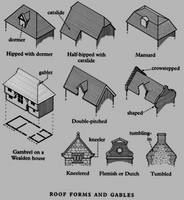Looking At Buildings Glossary